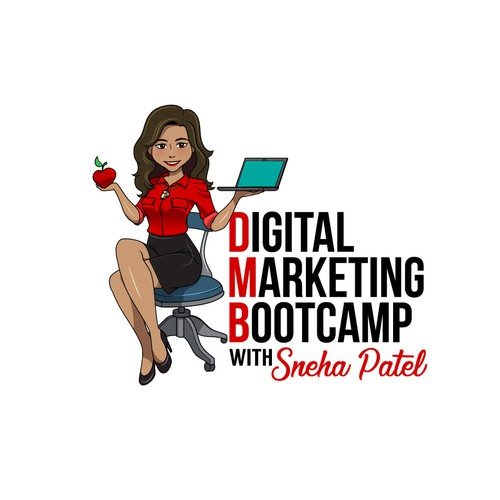 Marketing bootcamp logo