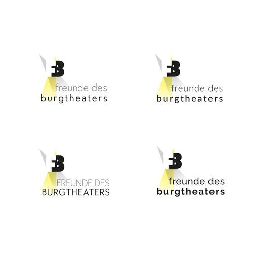 Logo für die Frende des Wiener Burgtheaters
