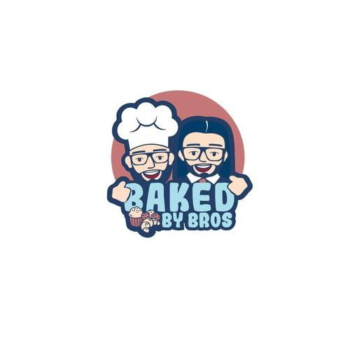 Fun logo for bakery