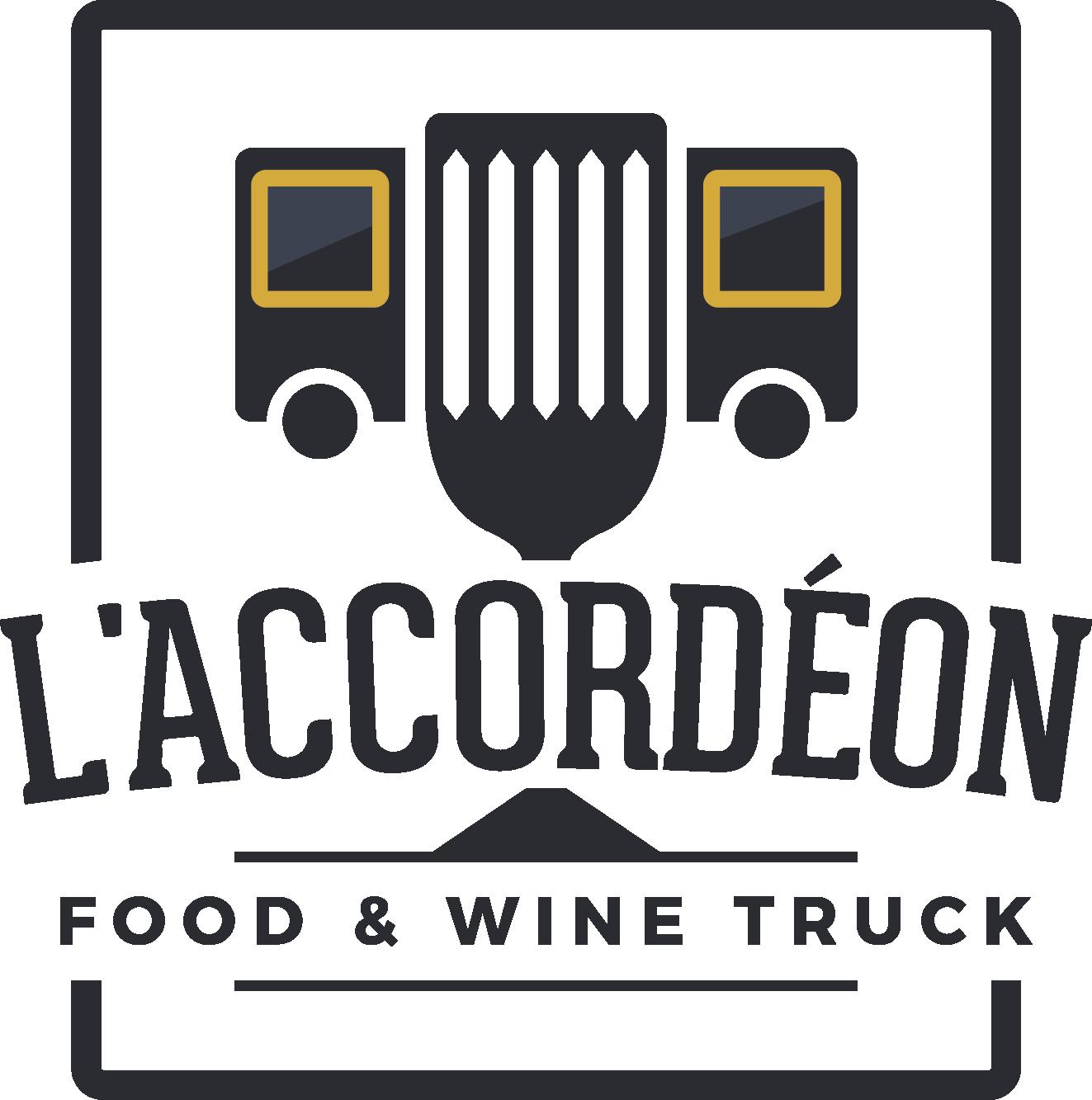 """Créer un logo branché pour un """"Food & Wine Truck"""""""