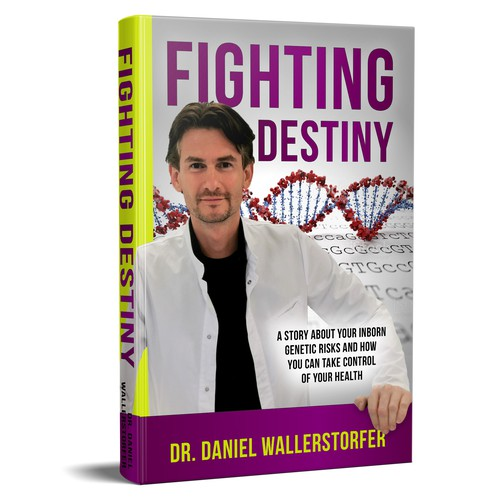 Book cover 'FIGHTING DESTINY'
