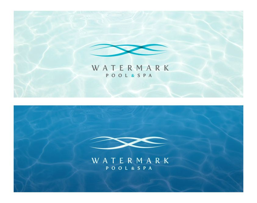 Watermark Pool and Spa, LLC needs a new logo