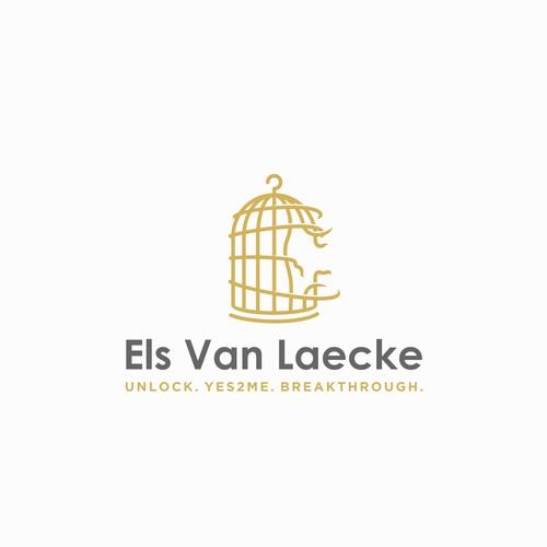 Logo Design for Els Van Laecke