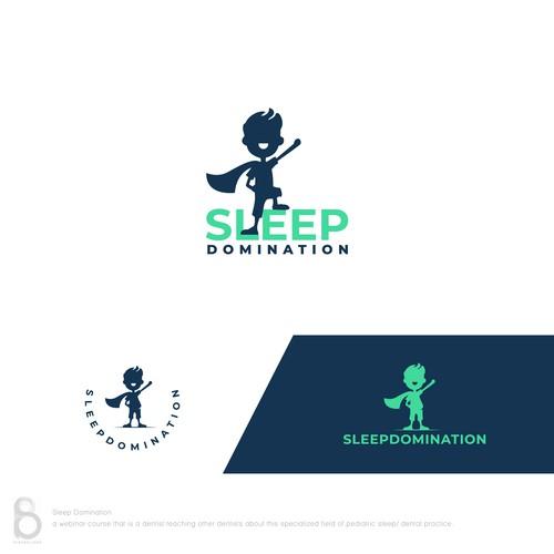 Logo design for Sleep Domination