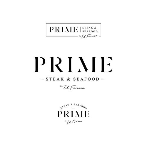 Logo for Prime Steak & Seafood