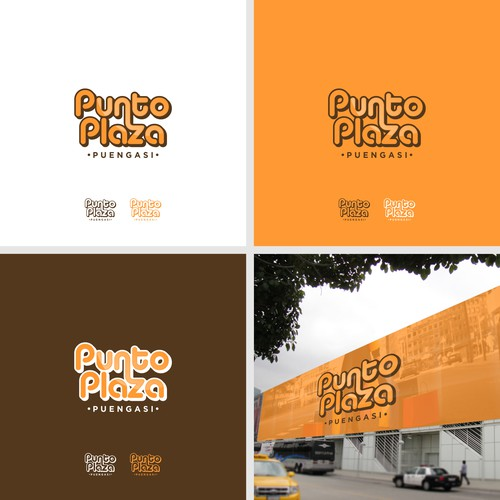 "Get creative with a multi-business ""plaza"" branding"