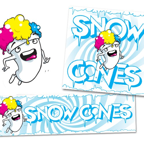 Snow Cones Character