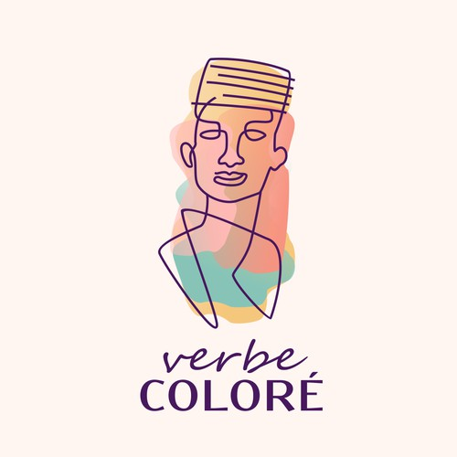 verbe coloré