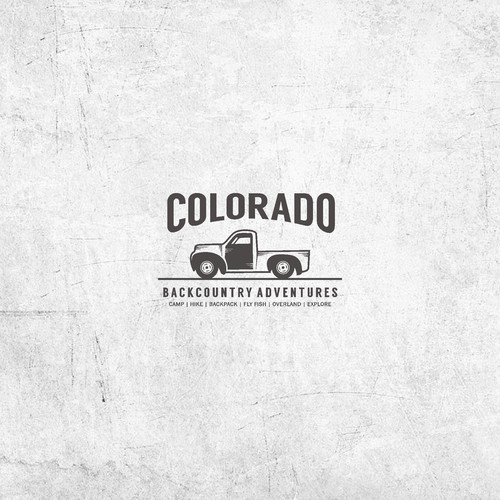 Create logo for Colorado Adventures