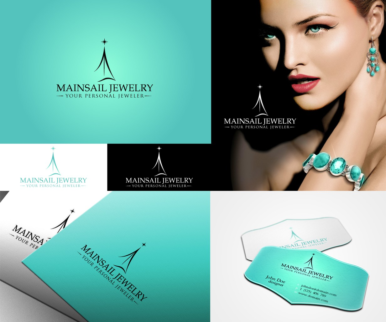 Need to revamp fine jewelry old logo ASAP!