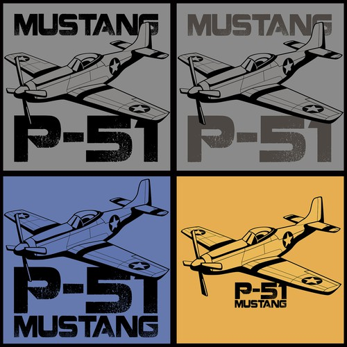 Design classic aviation art prints