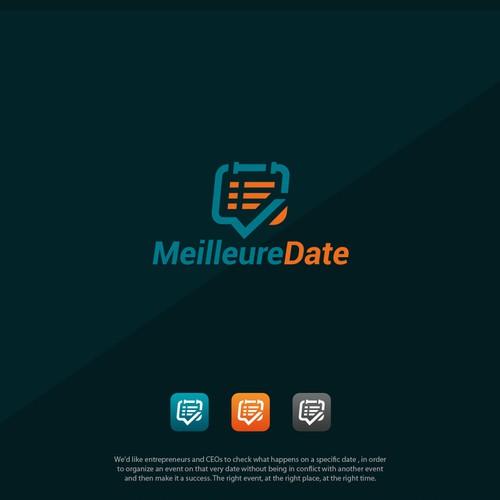 Meilleure Date Logo