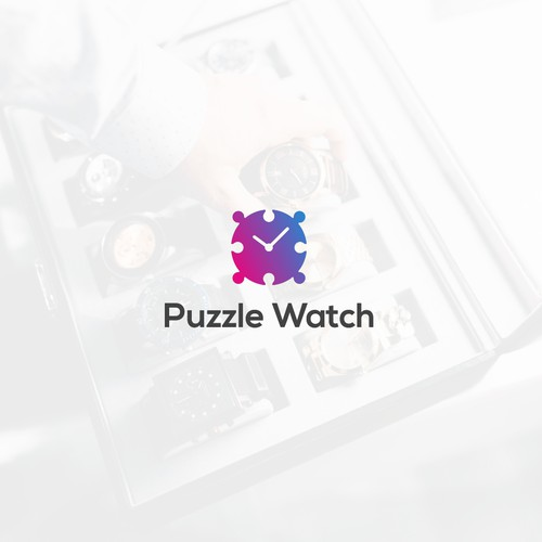 Puzzle watch