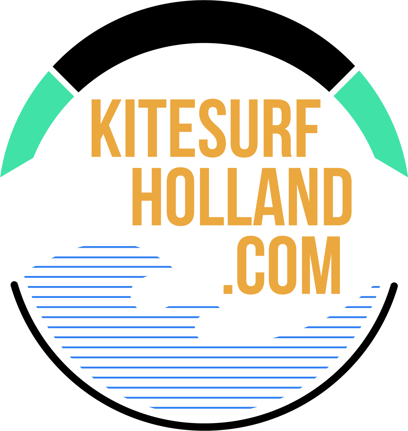 Design creative sexy and organic-logo for our kitesurf school