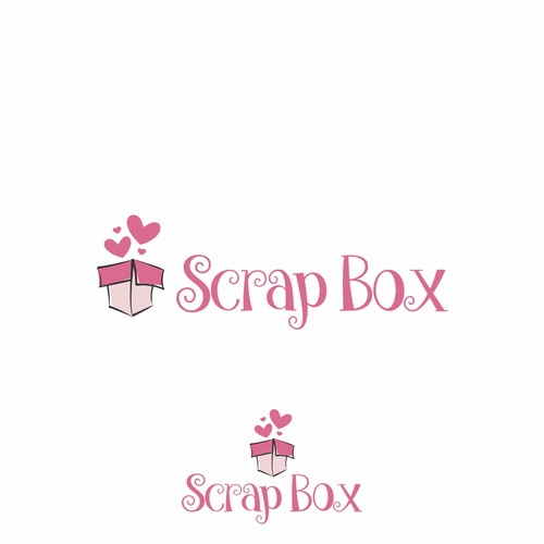 Tendering, harmonical logo for Scrap Box