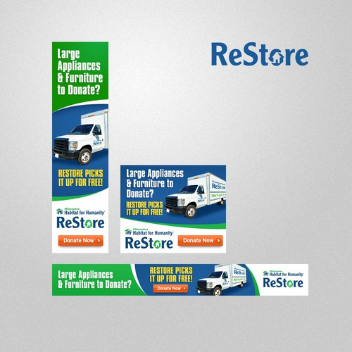 Banner Ads for ReStore