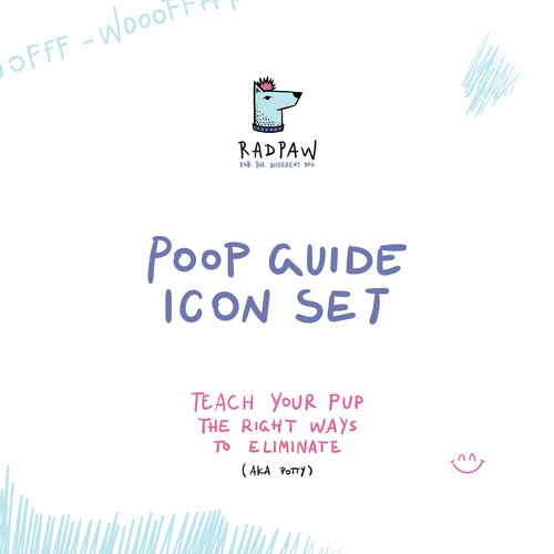 Potty Guide Icon Set