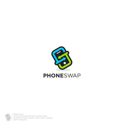 ORIGINAL LOGO PHONESWAP