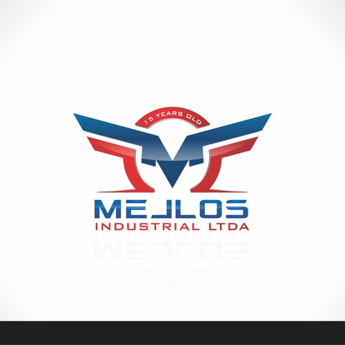 New Logo For 'Mellos Industrial'