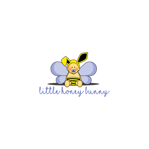 logo concept for baby clothing line