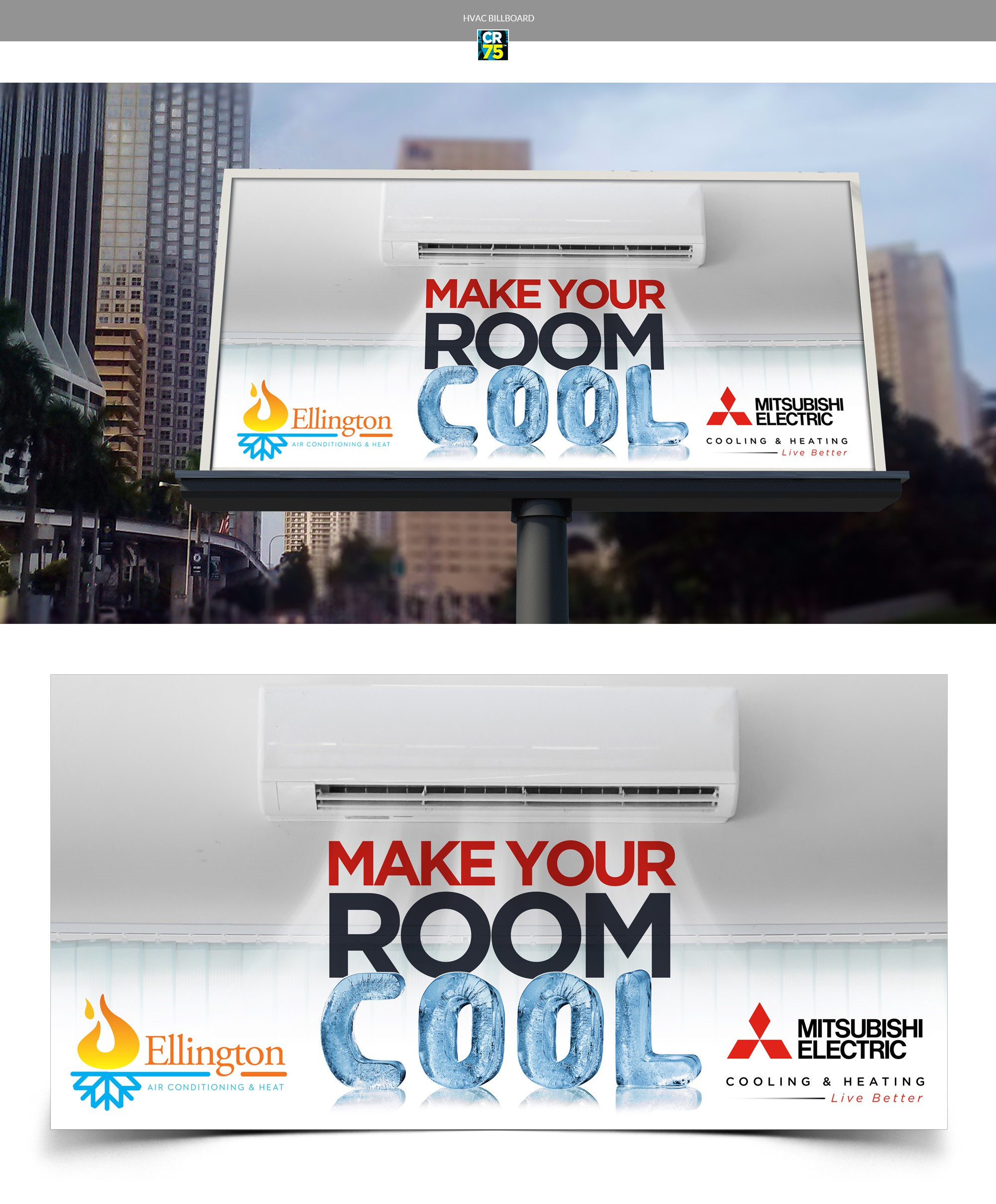 HVAC Billboard