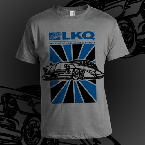 Tee concept for LKQ