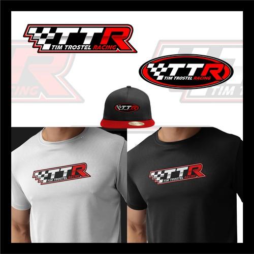 Racy design to Tim Trostel Racing!!!