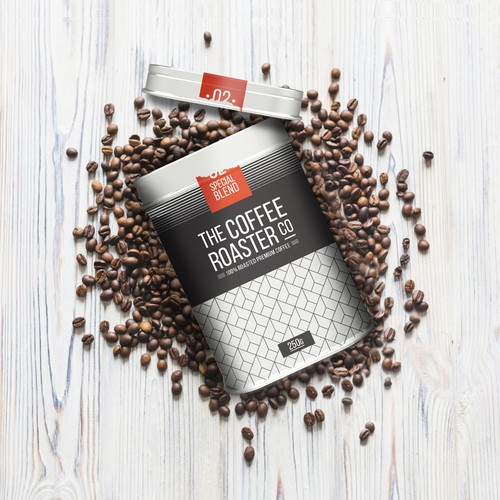 Packaging for a Retail Coffee Roaster