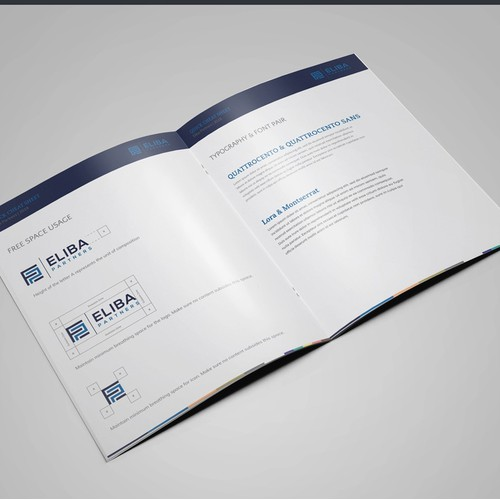 Brand Guide for Business Consultancy