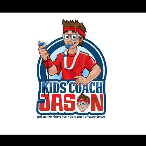 jason kids coach logo