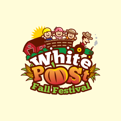 Logo for WhitePost Fall Festival