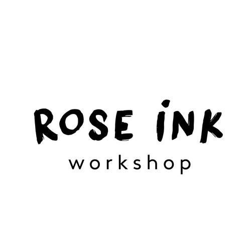 Rose Ink Workshop Logo