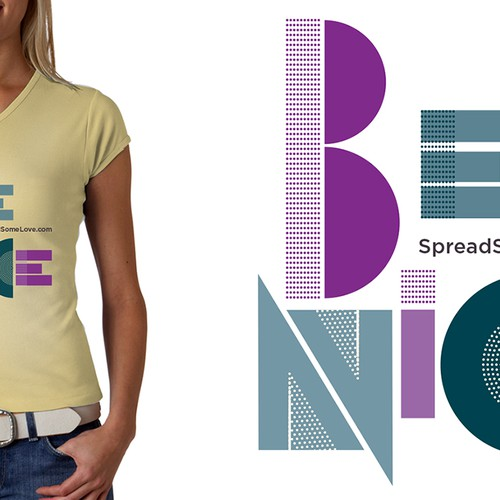 We need YOUR design for a charity based clothing company.