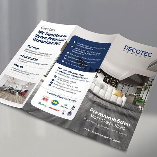 Interior Company brochure