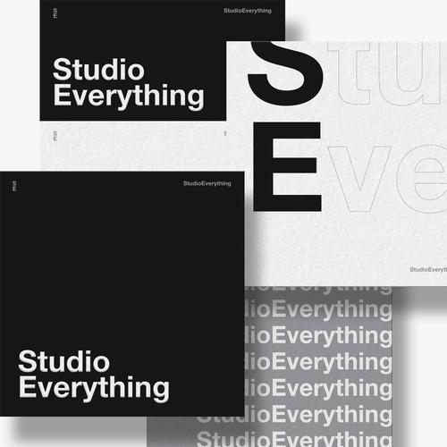 Studio Everything Branding Concept