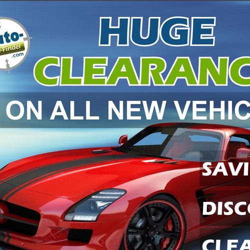 Create the next banner ad for a Cool Automotive Company