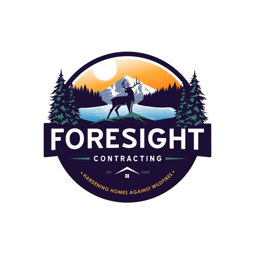 Foresight Contracting logo