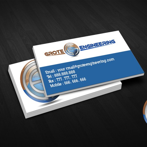 logo for Grote Engineering