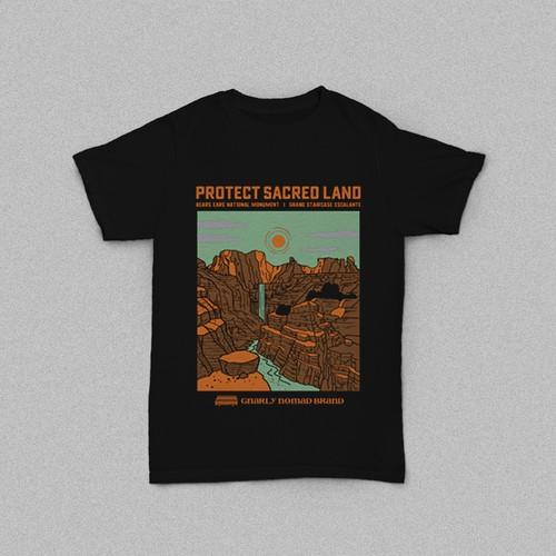 Protect Sacred Land