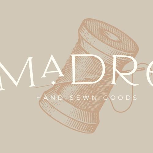 Logo for Handsewn goods store