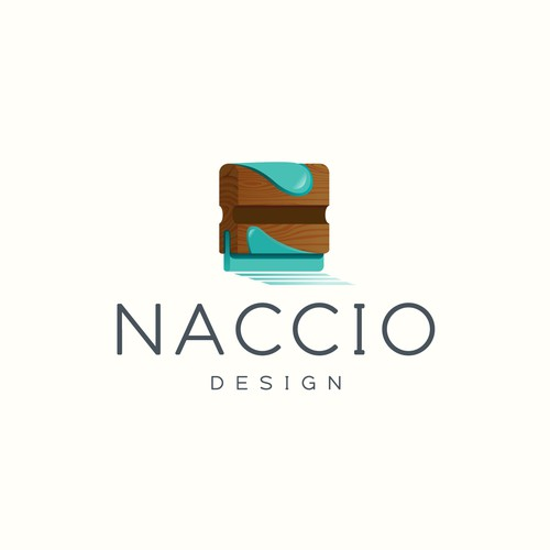 fun logo for naccio design