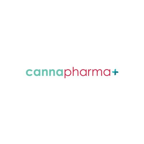 Logo Concept for Cannapharma+