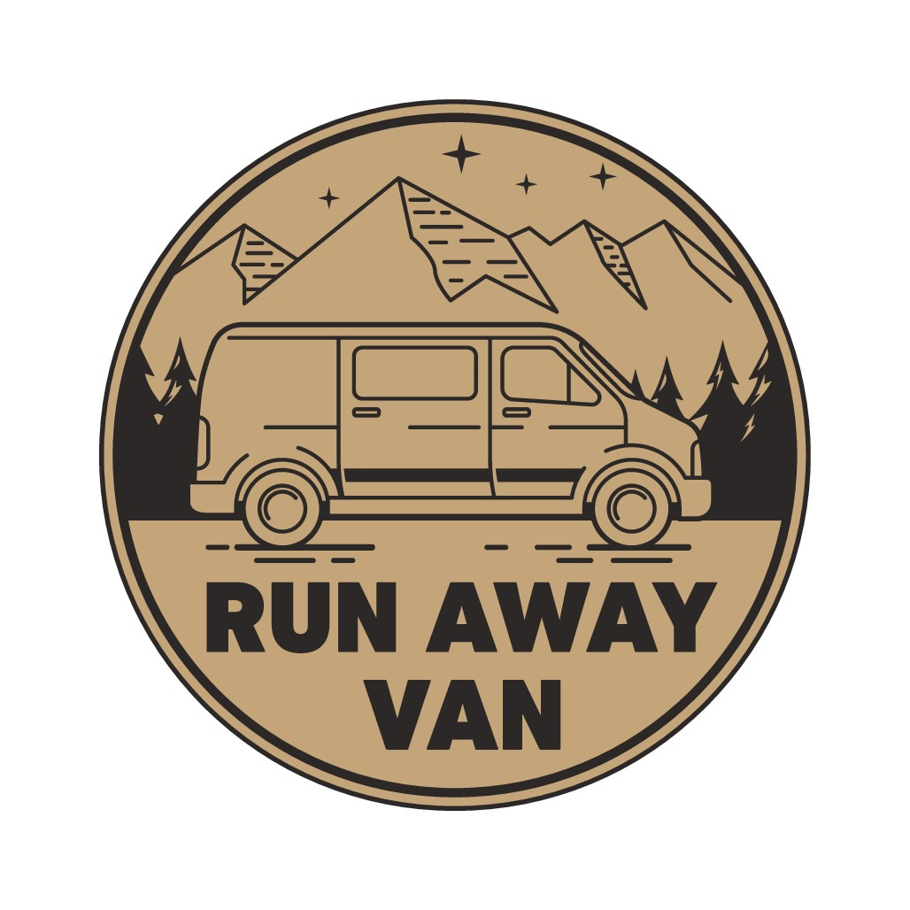 A strong logo that can be used for our sprinter van conversion company