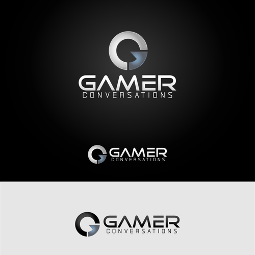 Create a face for Gamer Conversations, a podcast