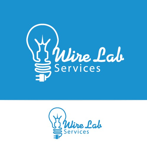 Wirelab Services needs a new logo
