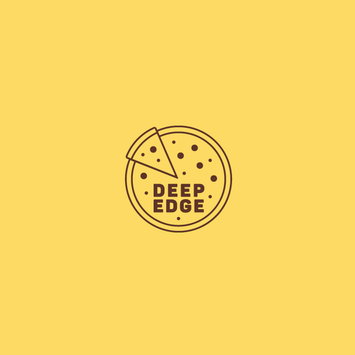 logo for a pizza shop