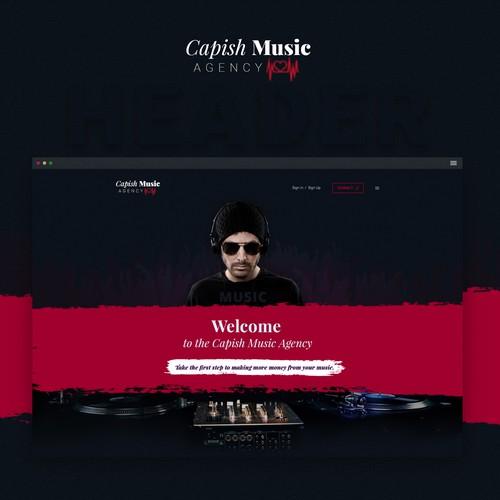 Capish Music Agency
