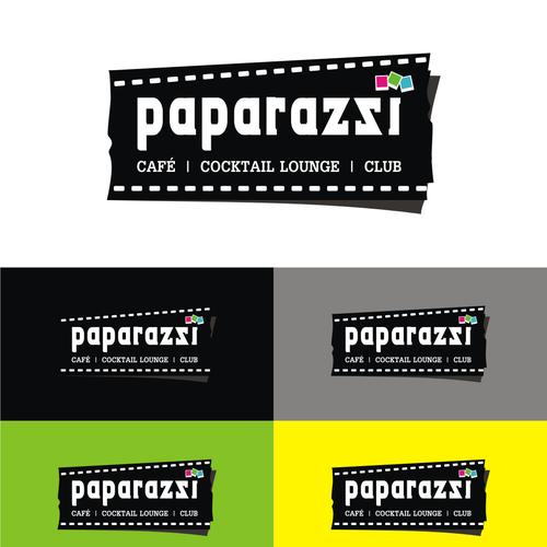 New logo for PAPARAZZI