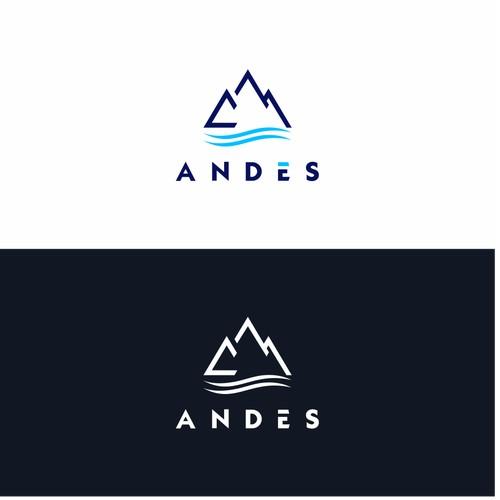 "Logo concept ""Andes"""