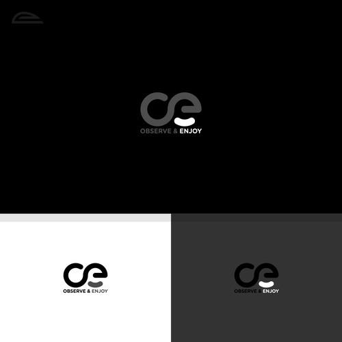O & E logo